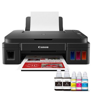 Impressora jato de tinta branca