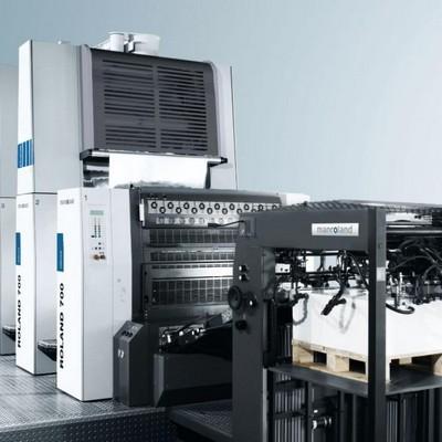 Impressora rotativa preço